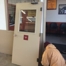 Commercial Door Replacement Silver Spring